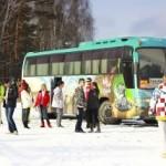 Автобус Новокузнецк-Шерегеш