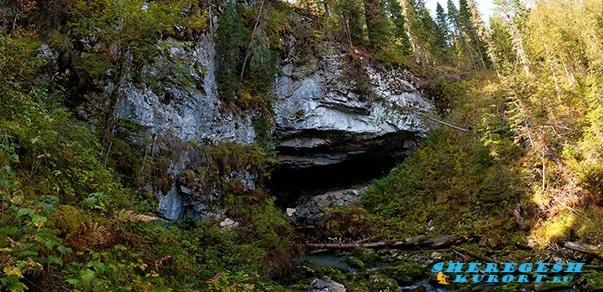 Азасская пещера Таштагольский район